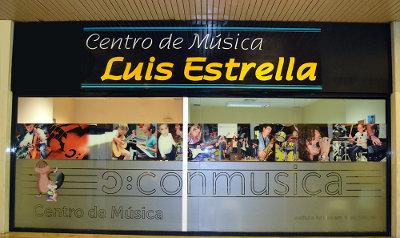 Centro de Música Luis Estrella - La Moraleja