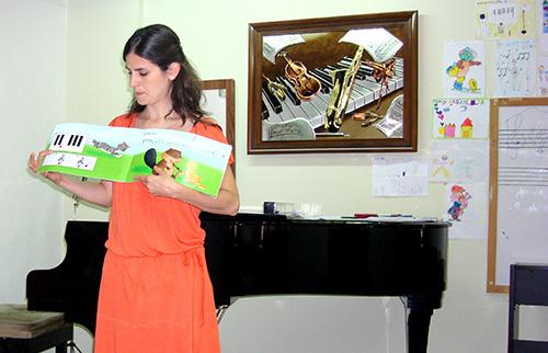 Profesorado - Centro de Música Luis Estrella